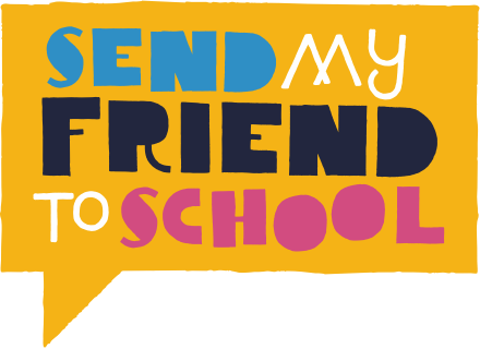 Send my friends to school