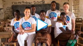 Young Ambassadors' Ghana film